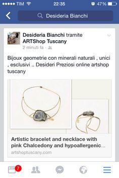 Desideri Preziosi online artshoptuscany