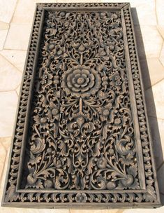 """searched """"Carved wood panel"""""""
