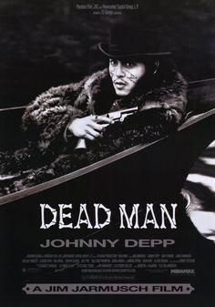 Dead Man, Jim Jarmusch, Johnny Depp