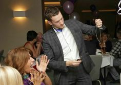 Surprise! Impress your guests with Matthew Le Mottee   Wedding Magician, Magic, entertainer, corporate event, company party, London, Cambridge