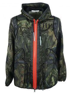 GIVENCHY Givenchy Hooded Jacket. #givenchy #cloth #https: