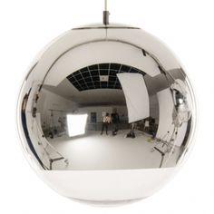 Mirror Ball riippuvalaisin, 50 cm