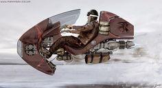 MattSav: Snowmobile! http://mattsav-concept.blogspot.com