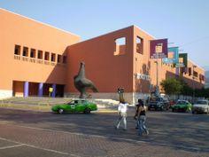 1991, Museo de Arte Contemporáneo de Monterrey