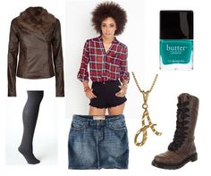 Geek Chic: Fashion Inspired by Doctor Who - Amy Pond