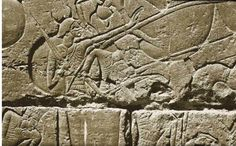 Sea Peoples   the egyptians and the sea peoples both used sails as their main means ...