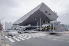 Coop Himmelb(l)au – coop himmelblau,Architecture,Korea,south korea,korean architecture  Pinned by www.modlar.com