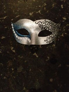 DIY masquerade mask!! All items bought from michaels and walmart! Get creative:) super fun
