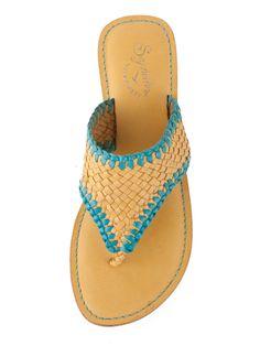 """""""Libra"""" sandal - Seychelles Spring 2015"""