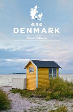 Ærø Island, Denmark  Day 7 of the Rick Steves Best of Scandinavia Tour.