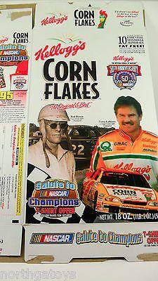 1994 Terry LaBonte NASCAR Kellogg's Corn Flakes