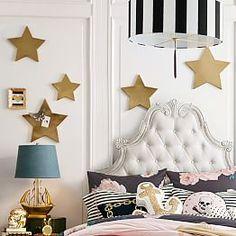 The Emily & Meritt Gold Star Magnets