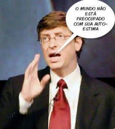 Lições de Bill Gates - http://www.blogpc.net.br/2009/06/licao-do-bill-gates.html #BillGates