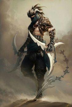 Ko, guerrero de las arenas