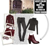 """Touring Wine Country"" by draig-wenci ❤ liked on Polyvore"