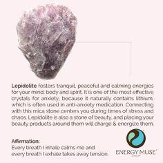 Lepidolite Stone