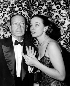 Cole Porter and his wife, Linda Lee Thomas