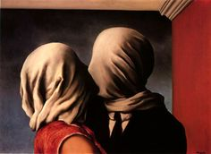 rene magritte The Lovers 1928 print for sale. Shop for rene magritte The Lovers 1928 painting and frame at discount price, ships in 24 hours. I Love Books, Books To Read, My Books, Rene Magritte The Lovers, Magritte Paintings, Blind Love, Little Library, Classic Paintings, Wow Art