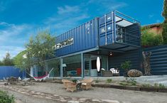 The 7 Swoon-Worthiest Shipping Container Homes