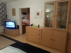 Wohn-/Schlafraum  in Souterrain-Apartment C