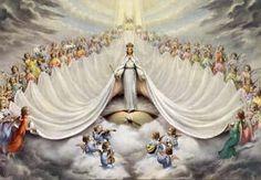 La prière de protection : Auguste Reine des cieux. - MonSeigneur et monDieu - Voudriez-vous m'enseigner vous-même comment il faut prier ? (1) Le 13 janvier 1864, le vénérable père Louis Cestac (fondateur de la Congrégation des « Servantes de Marie », décédé en 1868), fut frappé d'une vision lui montrant des démons causant des ravages inexprimables sur la terre. En même temps, il eut une vision de la Vierge Marie qui lui dit qu'en effet les démons étaient déchaînés dans le monde, et que…
