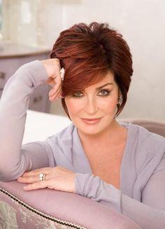 Sharon Osborne -- the original 'red head' & she still pulls it off the BEST!