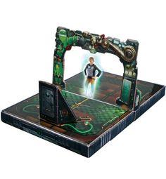 HolograFX de Goliath. ¡Permite al niño convertirse en holograma!