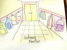 Hallway Monitor