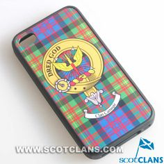 Carnegie Clan Crest Phone Cover