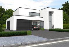 aRA-Architecten – Katleen Raemen en Davy RaemenPortfolio aRA Architecten Hasselt Bree - Nieuwbouw woningen