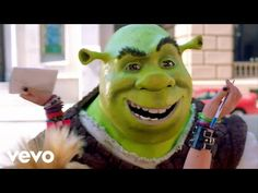 Smash Mouth - I'm A Believer (Official Music Video) Song Play, Songs To Sing, Kids Songs, Music Songs, My Music, Mp3 Song, Colbie Caillat, Counting Crows, Marvin Gaye