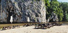 Plaja sălbatică, neștiută, accesibilă cu mașina, poate cel mai frumos loc din România