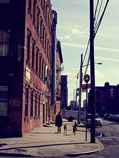 Greenpoint, Brooklyn...where I will be living in two weeks :D