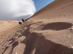 Chile, Vale de la Luna by Zé Antunes, via Flickr.
