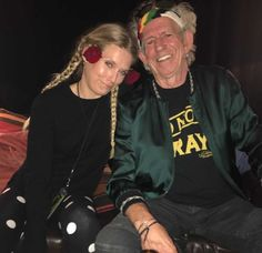 Keith and Theo backstage Berlin 6-22-18