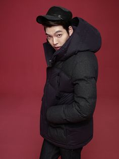 Kim Woo Bin - Campus10 Magazine November Issue '13
