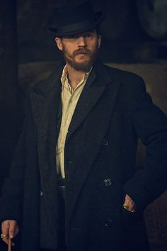 BBC Two - Peaky Blinders - Alfie Solomons (Tom Hardy)