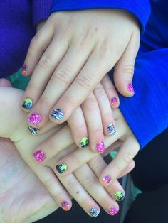 Jamberry Webs & monsters