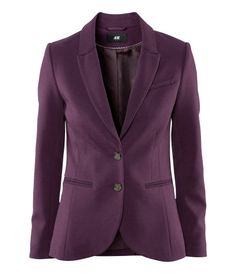 WANT!!! i've given up on cardies: i just want blazers in all possible (acceptable) colours!