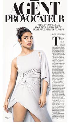 Priyanka Chopra photoshoot for Alexa magazine. #Bollywood #Fashion #Style #Beauty #Hot #Sexy
