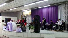 2º Tarde de Louvor da união jovem de Alvorada - Conjunto Louvor e Adoração