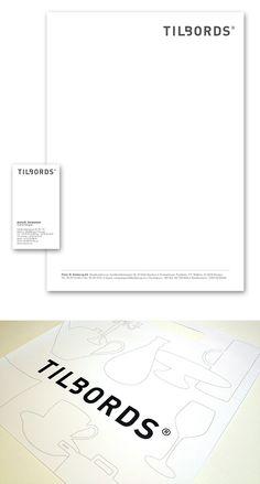 Profil for Tilbords-kjeden. Map, Logos, Location Map, Peta, Logo, Maps, Legos