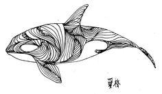 line art by eileenkosasih