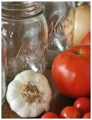 Give your child an introduction to food preservation by making and canning your own yummy, homemade pasta sauce!