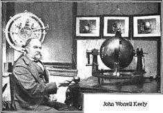 John Ernst Worrell Keely - Google Search