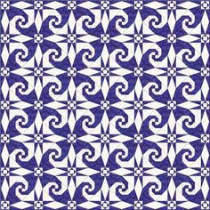 Storm at Sea Quilt Pattern / Design Your Own Quilt