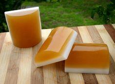 Honey Almond Glycerin Soap with Shea Butter
