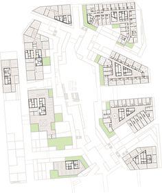평면도6 ©KCAP Architects&Planners