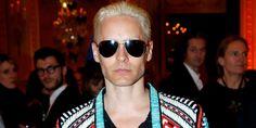 The Amazing Hair Evolution of Jared Leto  - HarpersBAZAAR.com  | ≼❃≽ @kimludcom