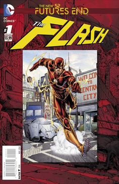 COMICS: Check Out Each Of The 3D Lenticular Covers For September's FUTURES END